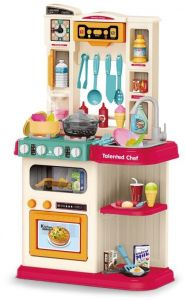 Little Chef Kitchen Set Water And Music And Spraying 65 Pcs Buy Online Toys At Best Prices In Egypt Souq Com