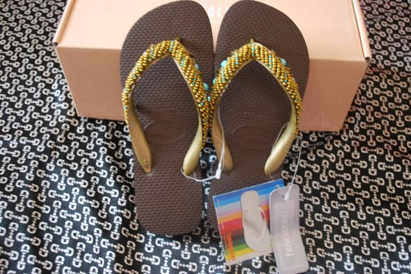 c89504b2a5f8 Havaianas Limited Edition Slippers