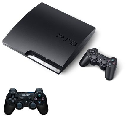 Sony Playstation 3 320GB & 2 Controllers