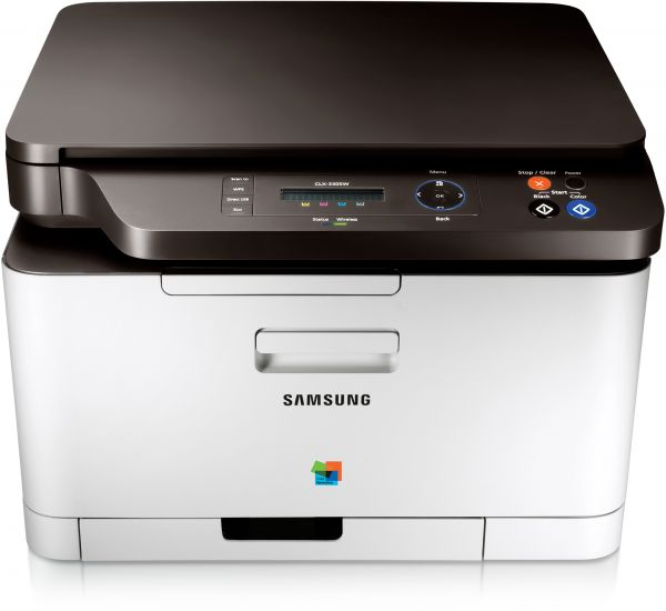 Samsung CLX-3305W MFP PS Driver for Windows 10